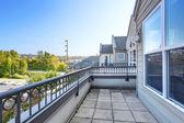 Walkout deck view — Stock Photo
