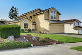 House exnterior with curb appeal.  — Foto Stock