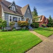 House exterior with curb appeal — Stock Photo #49901363
