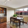Cozy dining area in kitchen room — Stock Photo #49902875