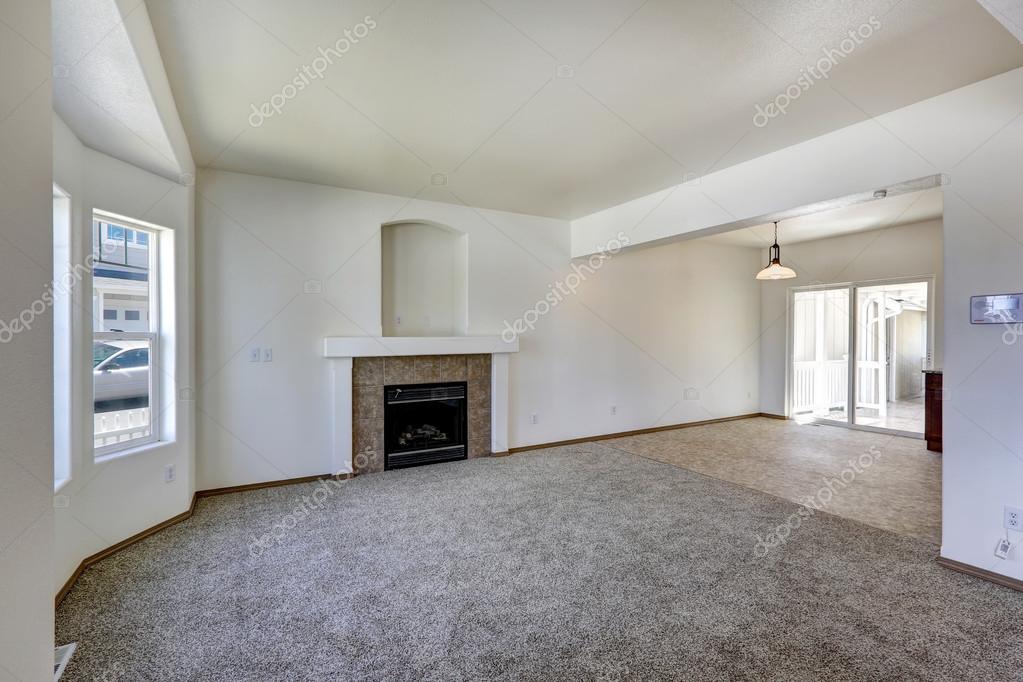 salon int rieur dans la maison vide photographie iriana88w 51533707. Black Bedroom Furniture Sets. Home Design Ideas