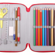 Pencil case — Stock Photo #14175678