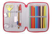 Pencil case — Stock Photo