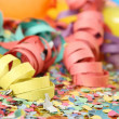 Party streamers — Foto Stock