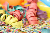 Party streamers — Stock Photo