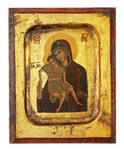 Orthodox icon — Stock Photo
