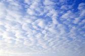 Gökyüzü bulutlu — Stok fotoğraf