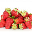 Strawberry pile — Stock Photo
