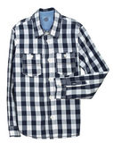 Checked shirt — Stock Photo