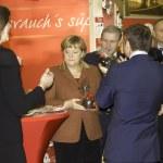 Постер, плакат: Chancellor Angela Merkel Opened the 78th International Green Week