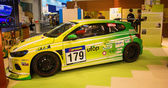 Bioconcept Scirocco Car Was Presented on Green Week — Stock Photo