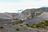 Irazu Volcano Landscape — Stock Photo