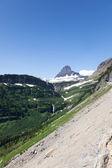 Mt. Cannon, Glacier National Park — Stock Photo