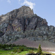 Rugged Rocky Peak — Stock Photo
