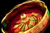 Resumo de luzes do carnaval — Fotografia Stock