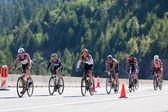 Ironman Coeur d'Alene — Stock Photo