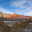 Red Rock Mountain — Stock Photo