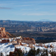 Bryce Canyon View — Stock Photo