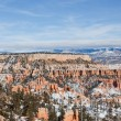 Bryce Canyon Plateau  — Stock Photo