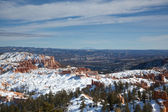 Bryce Canyon Utah — Stock Photo