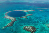The Blue Hole — Stock Photo