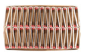 Isolated Matchbook Case — Stock Photo