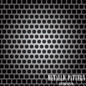 Abstrakt metalliska bakgrund vector illustratör, eps-10. — Stockvektor