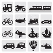 Vector transportation — Stockvector #12483119