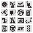 Navigation icons — Stock Vector #13244278