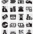 Finance icons — Stock Vector #13518222
