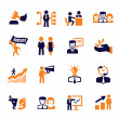 Office and business — Stock Vector #13649427