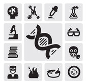 Science icon — Stock Vector
