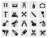 Tools icons — Stockvektor