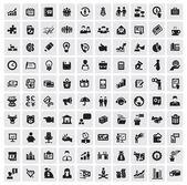 Icono del empresariado — Vector de stock