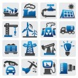 Industry icons — Stock Vector #14868187
