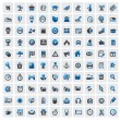 Web icons — Vettoriale Stock  #14868229