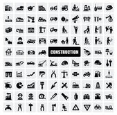 Construction icon — Vettoriale Stock