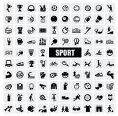 Iconos de deportes — Vector de stock