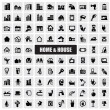Royalty-Free Stock Vector Image: Hous icons