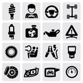 Auto icon — Stock Vector
