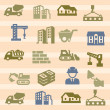 Construction icons — Stock Vector #18918031