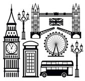 London icon — Stock Vector