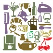 Kitchen icon — Stock Vector