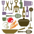 Kitchen icon - Stock Vector