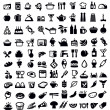 Royalty-Free Stock ベクターイメージ: Kitchen and food icon