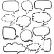 speech bubbles — Stock Vector #30152279