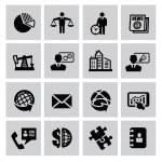 商务图标 — 图库矢量图片