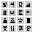 Household icon — Stock Vector