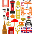 Uk icon set — Stock Vector #37182559