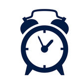 Alarm clock icon — Stock Vector